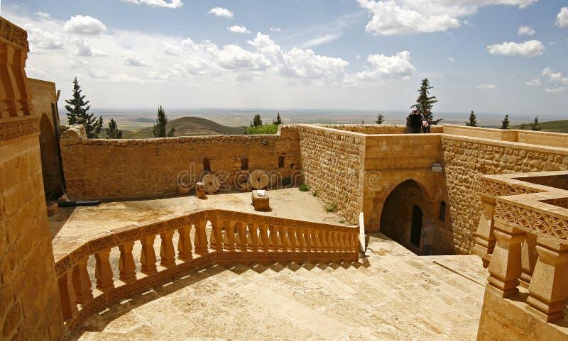 Город Mardin стоковое фото