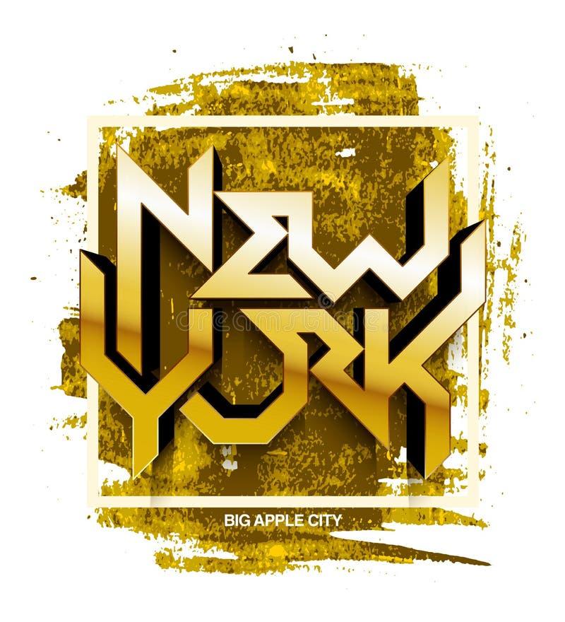 город New York бесплатная иллюстрация