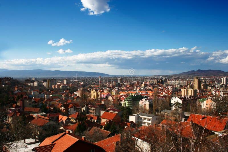 Город Nis стоковое фото