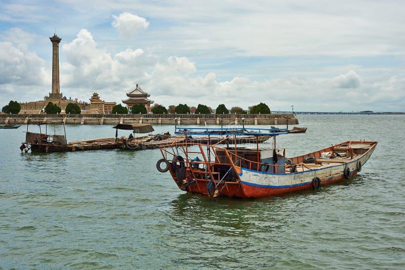 Город Xiamen стоковое фото rf