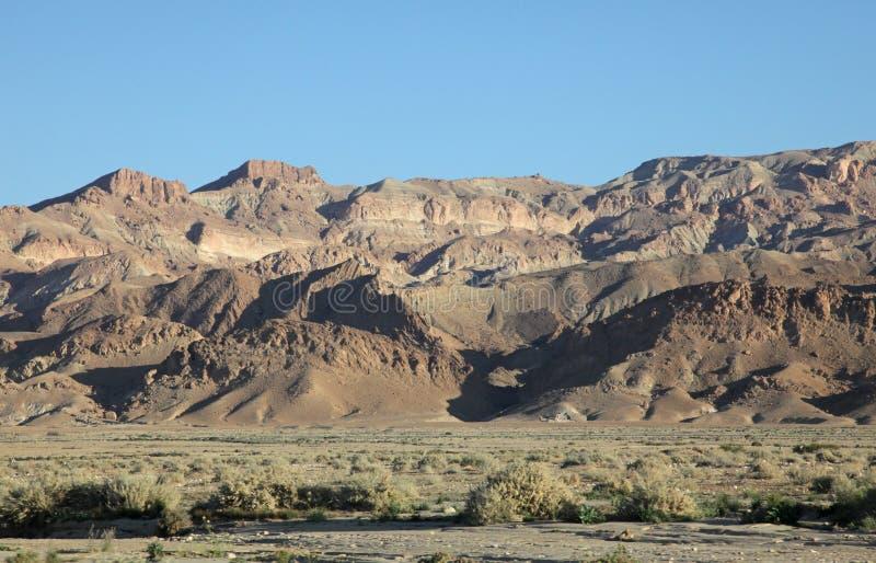 горы атласа стоковые изображения rf