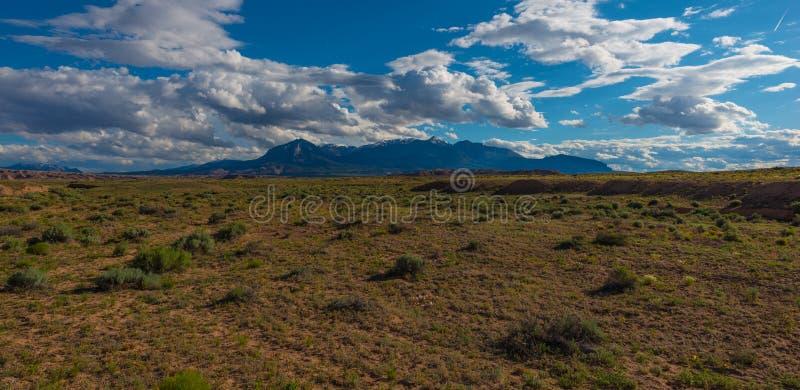Горы Генри стоковое изображение rf