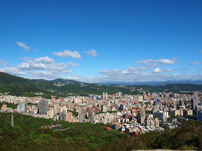 горы зданий стоковое изображение rf