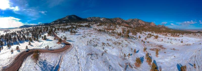 Скалистые горы стоковые фотографии rf