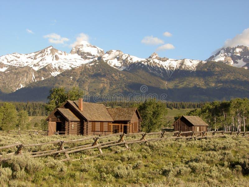горы молельни исторические стоковое изображение