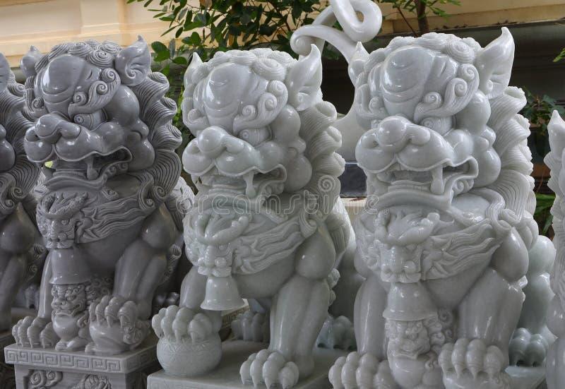 Горы январь 2017 мрамора Вьетнама, Danang: Традиционный въетнамский магазин мраморных скульптур стоковое изображение rf