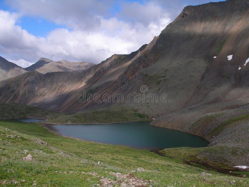 Горы 2 стоковые фото