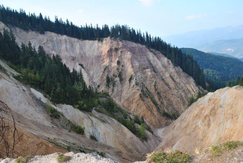 Горы Apuseni стоковые фотографии rf