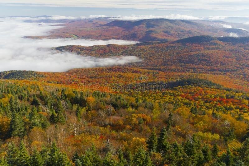 Горы Burke стоковое изображение