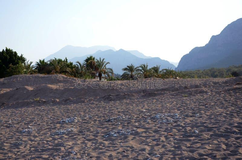 Горы Taurian стоковая фотография rf