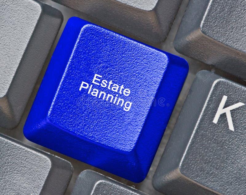 Горячая клавиша для планирования имущества стоковое фото