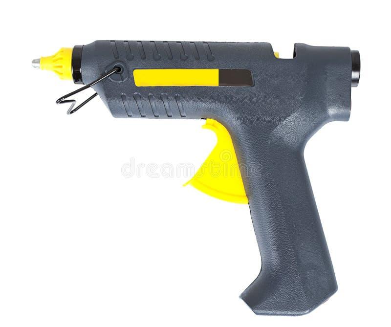 Горячая пушка клея стоковое изображение