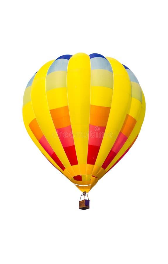 горячий воздушного шара цветастый стоковые фото