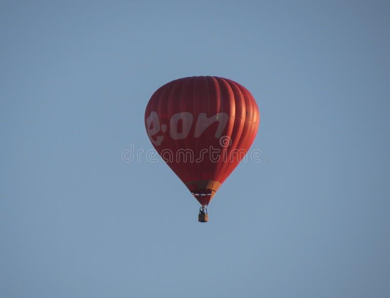 Горячий воздушный шар в Брне стоковое фото rf