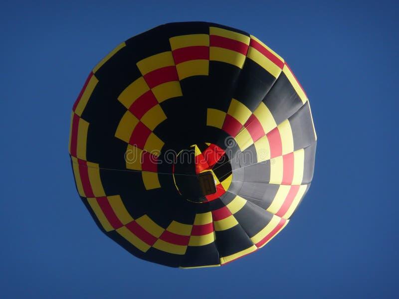 горячий воздушного шара геометрический стоковое изображение rf