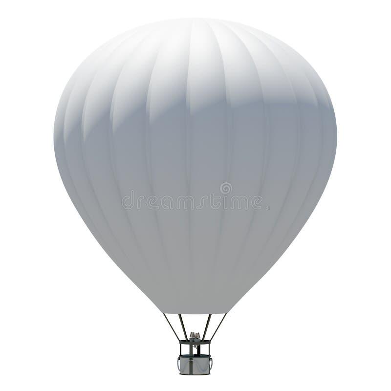 Горячий воздушный шар иллюстрация штока
