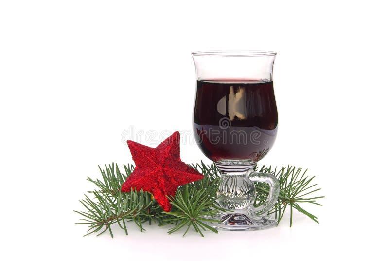Горячий пунш вина стоковые изображения rf