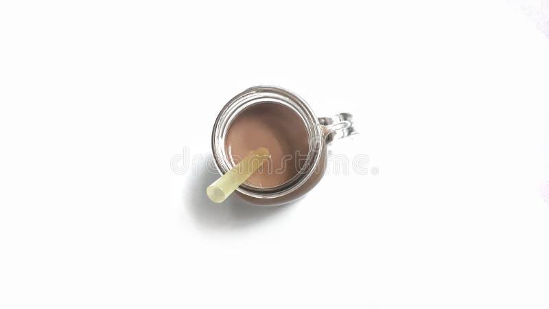 Горячий шоколад стоковая фотография rf