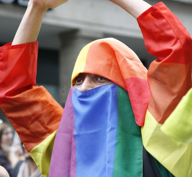 2012, гордость Лондона, Worldpride стоковые изображения
