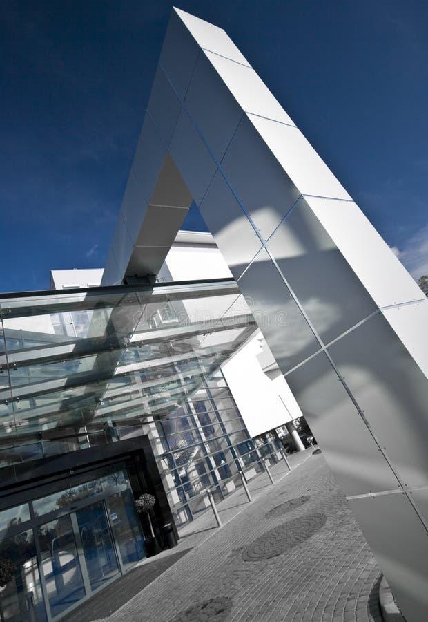 Download гостиница входа самомоднейшая Стоковое Фото - изображение насчитывающей индустрия, небо: 6858586