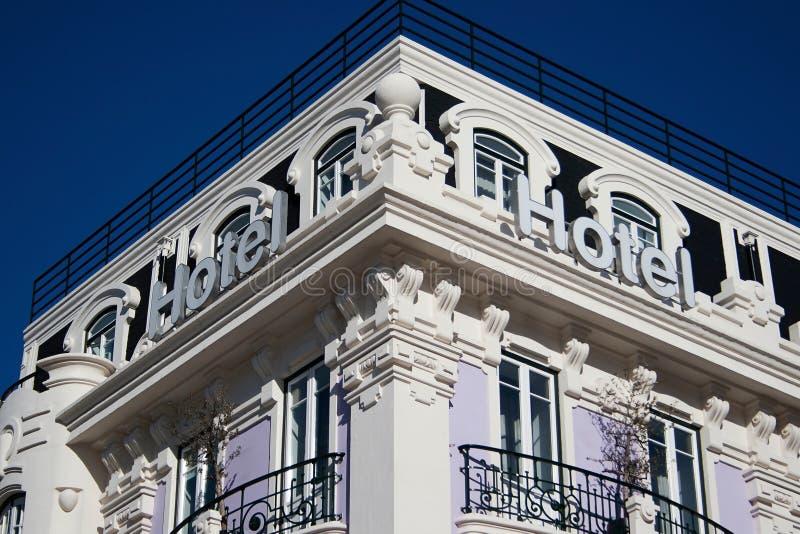 гостиница здания стоковые изображения rf