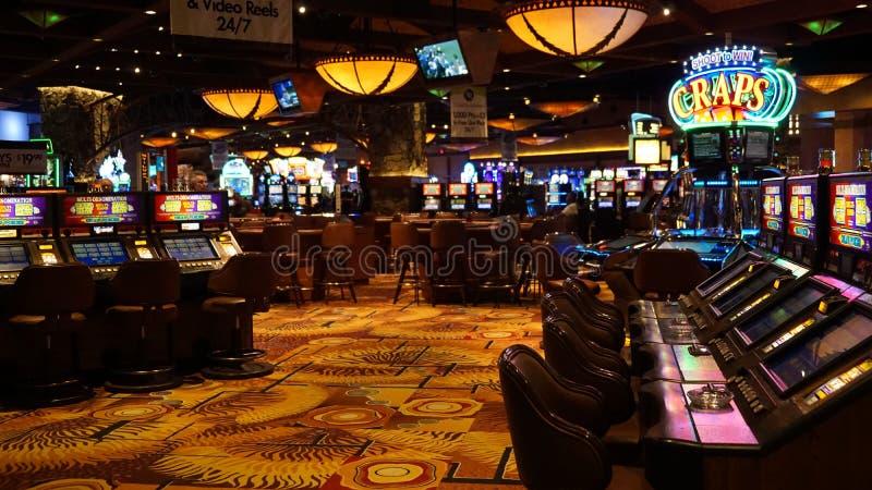 Гостиница и казино Silverton в Лас-Вегас, Неваде стоковые изображения rf
