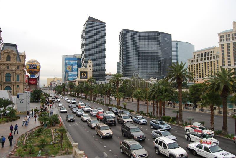 Гостиница Парижа и казино, гостиница Bellagio и казино, Париж Лас-Вегас, Париж Лас-Вегас, Париж прокладка Лас-Вегас, Лас-Вегас, стоковое изображение