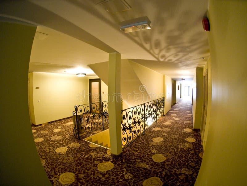 гостиница прихожей стоковая фотография