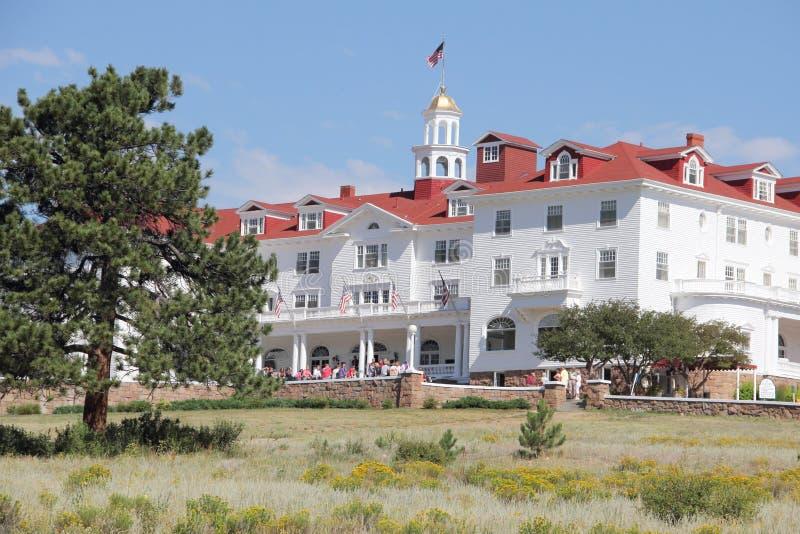 Гостиница Стэнли стоковое фото