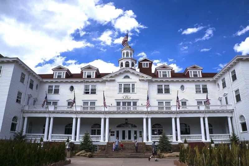 Гостиница Стэнли стоковая фотография