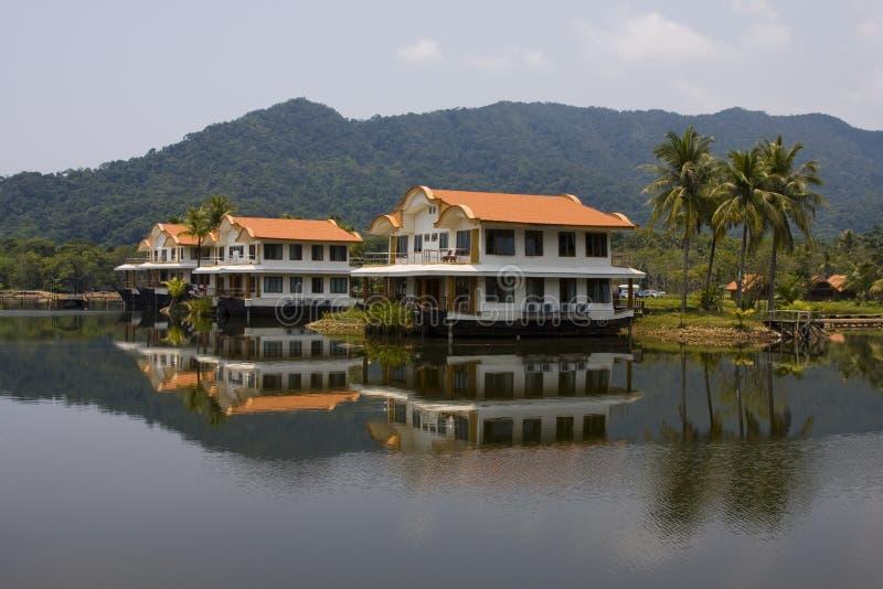 гостиница Таиланд стоковая фотография rf