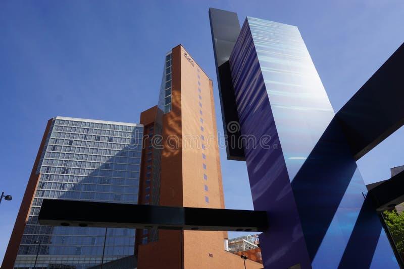 Гостиница Цинциннати регентства Hyatt стоковая фотография rf