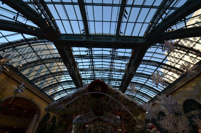 Гостиница Bellagio и казино, городская местность, здание, архитектура, туристическая достопримечательность стоковое фото rf
