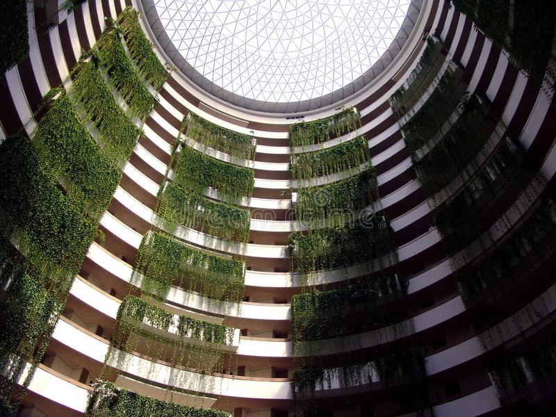 гостиница cancun стоковые изображения
