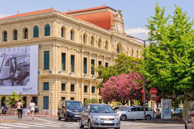 Гостиница de Ville - Канн стоковое изображение rf