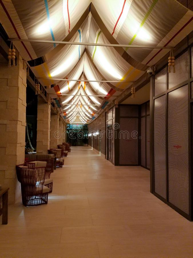 Гостиница Grand Cayman Kimpton стоковое фото rf