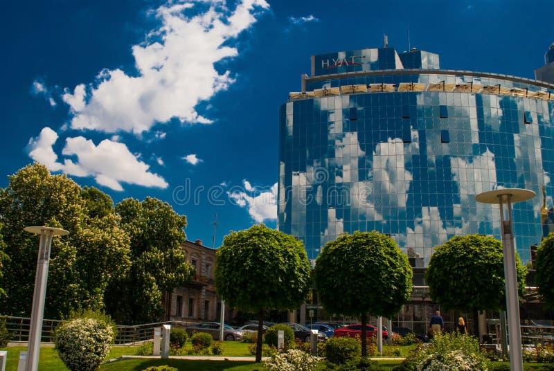 Гостиница Hyatt Киев стоковое фото rf