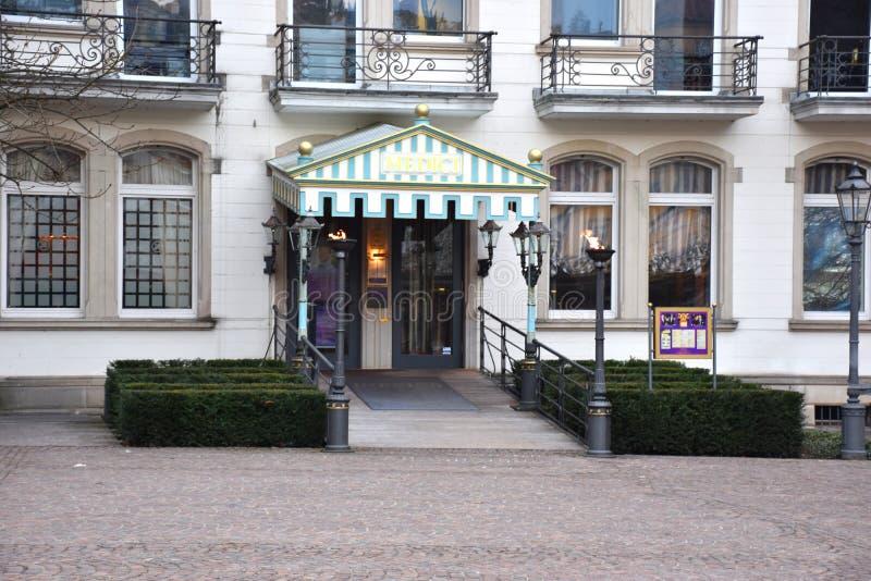 Гостиница Luxus в Баден-Бадене стоковое изображение rf