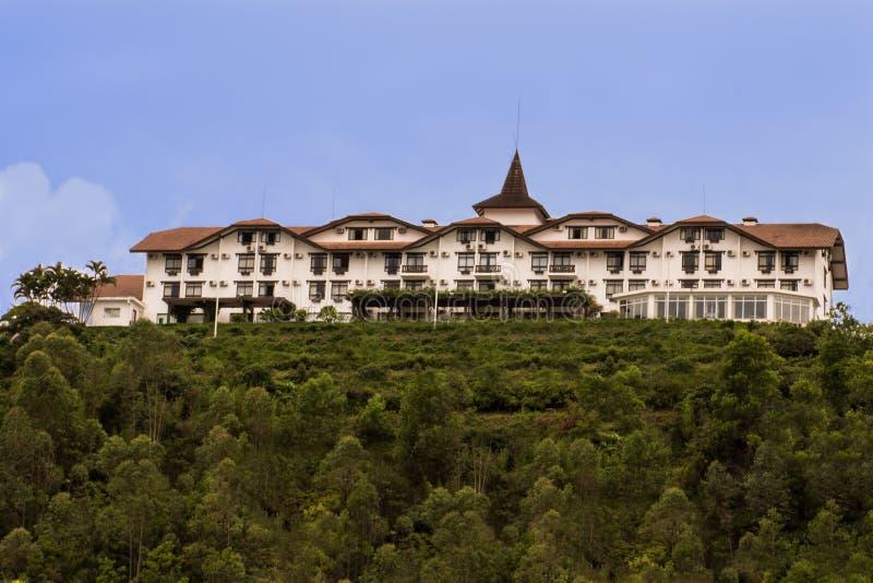 Гостиница Monthez - Brusque - Санта-Катарина, Бразилия стоковое изображение