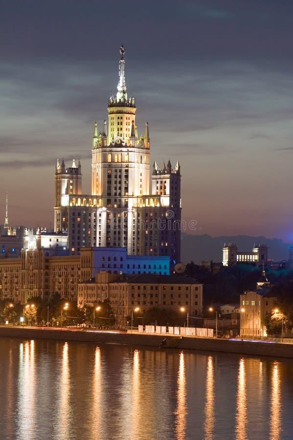 гостиница moscow стоковые фото