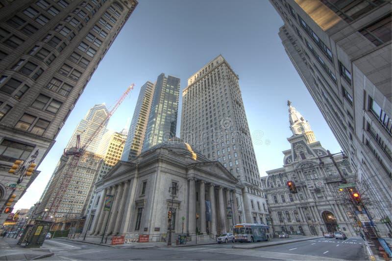 Гостиница Ritz-Carlton в Филадельфии стоковая фотография rf