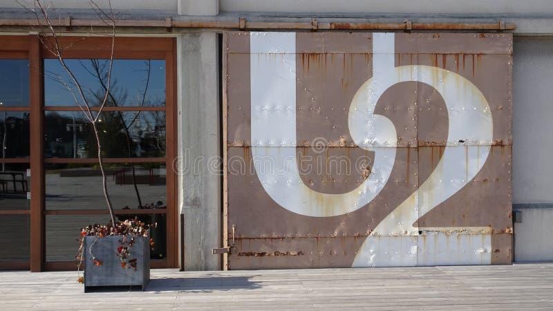 Гостиница U2 на Onomichi стоковые фото