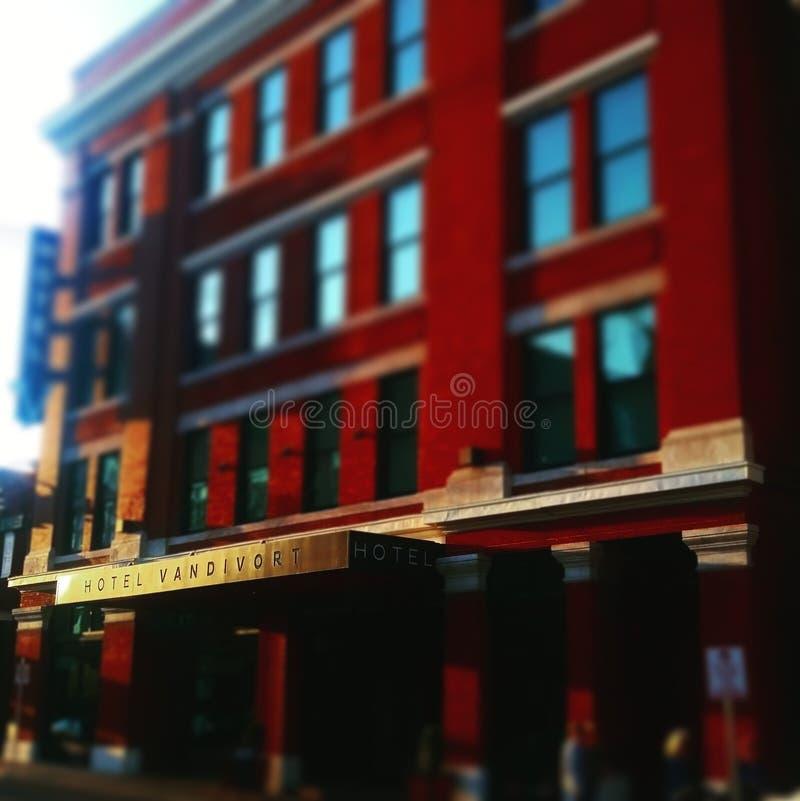 Гостиница Vandivort стоковое фото