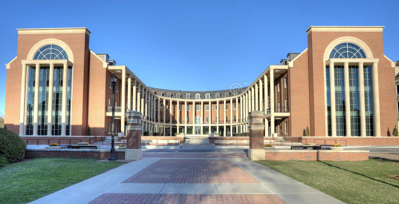 Государственный университет Оклахомы организации бизнеса копиь стоковые изображения
