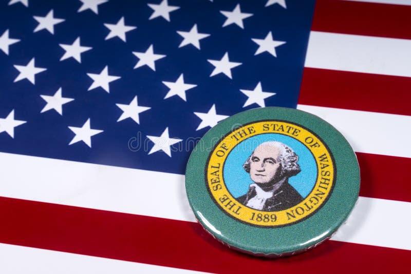 Государство Вашингтона стоковые изображения