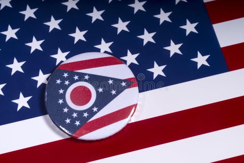 Государство Огайо в США стоковое фото rf