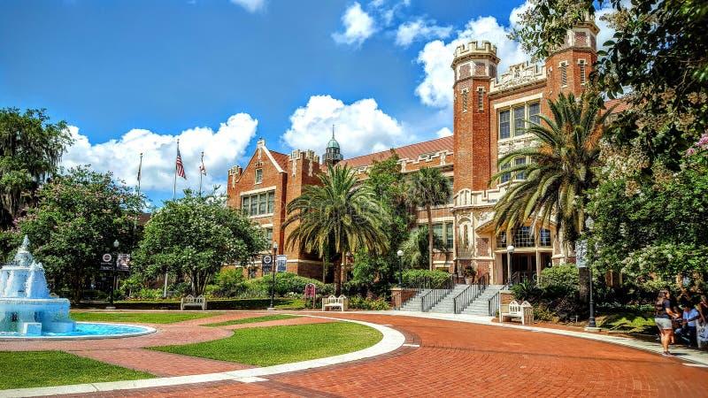 Государственный университет Флориды на Tallahassee стоковое фото