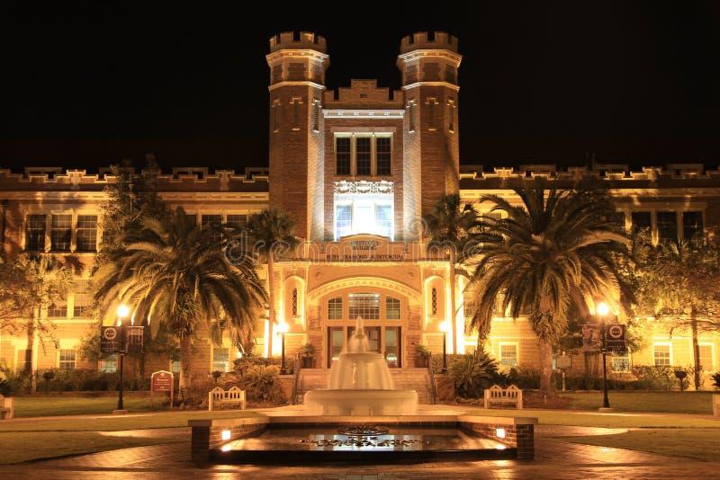 Государственный университет Флориды стоковые фотографии rf