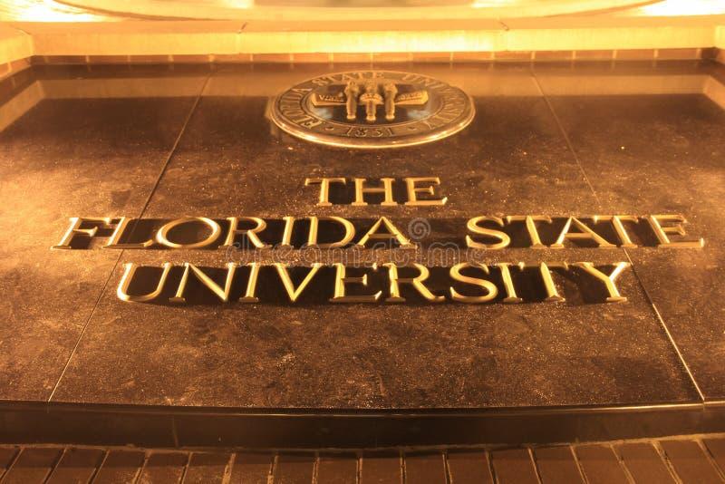Государственный университет Флориды стоковое фото rf