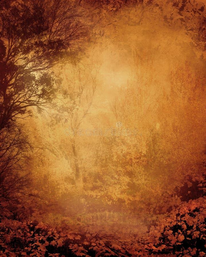 готский пейзаж 16 иллюстрация штока